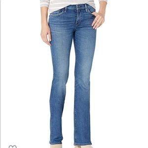 NWT Hudson Drew Mid Rise Boot Cut Jean